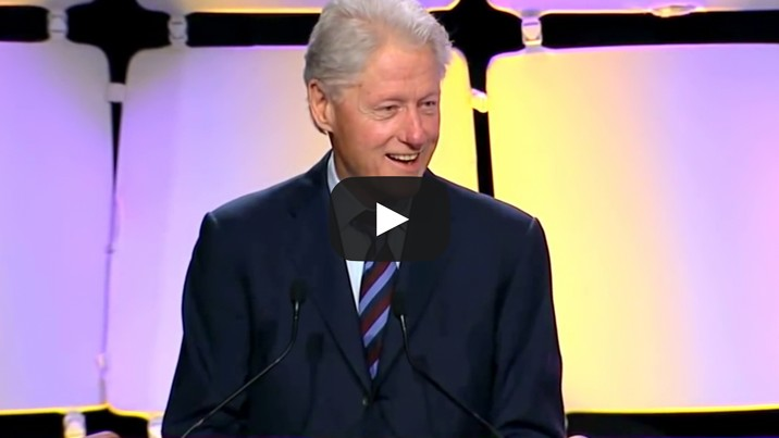 Video Bill Clinton on Leadership