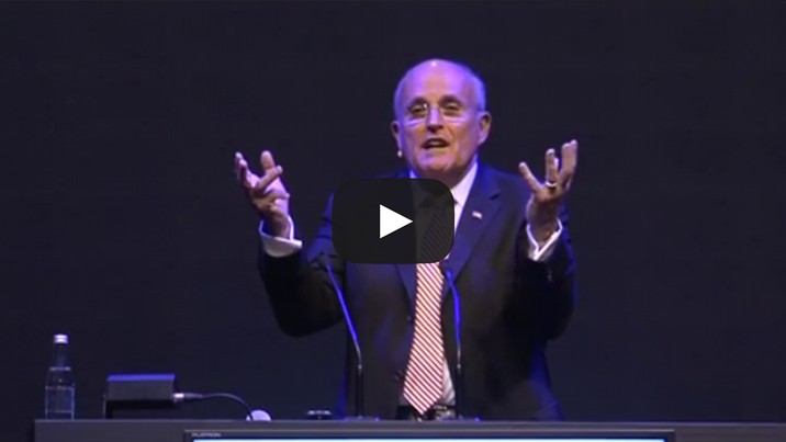 Video Rudolph W. Giuliani on Leadership