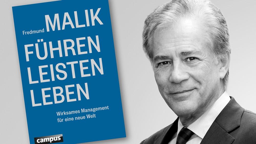Buchkritik Führen Leisten Leben Friedmund Malik