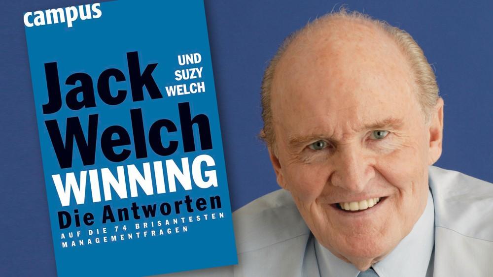 Buchkritik Jack Welch Winning - Die Antworten