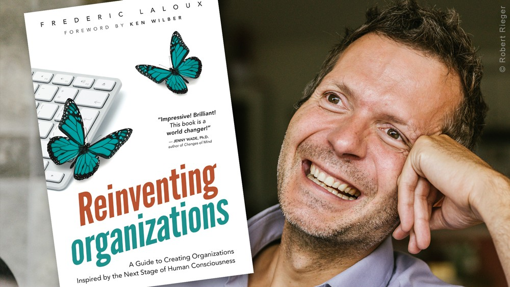 Buchkritik Reinventing Organisations Frederic Laloux