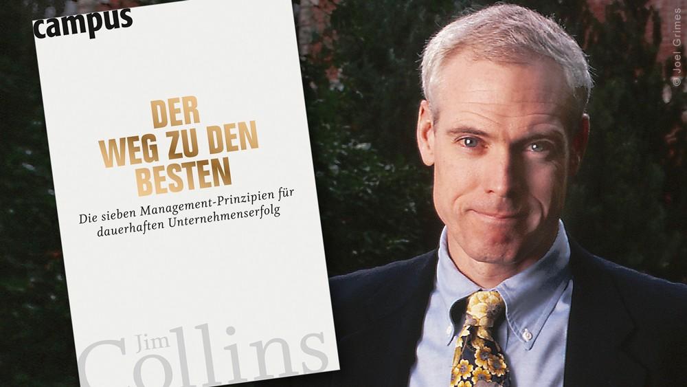 Buchkritik Der Weg zu den besten Jim Collins