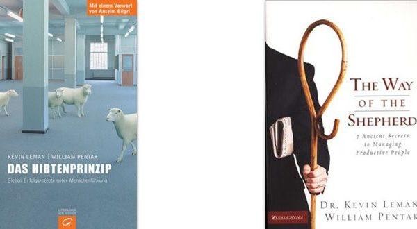 Buch: Das Hirtenprinzip - Autoren: Kevin Lehmann, William Pentak