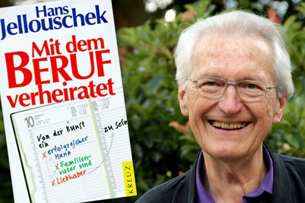 Buchkritik Mit dem Beruf verheiratet Hans Jellouschek