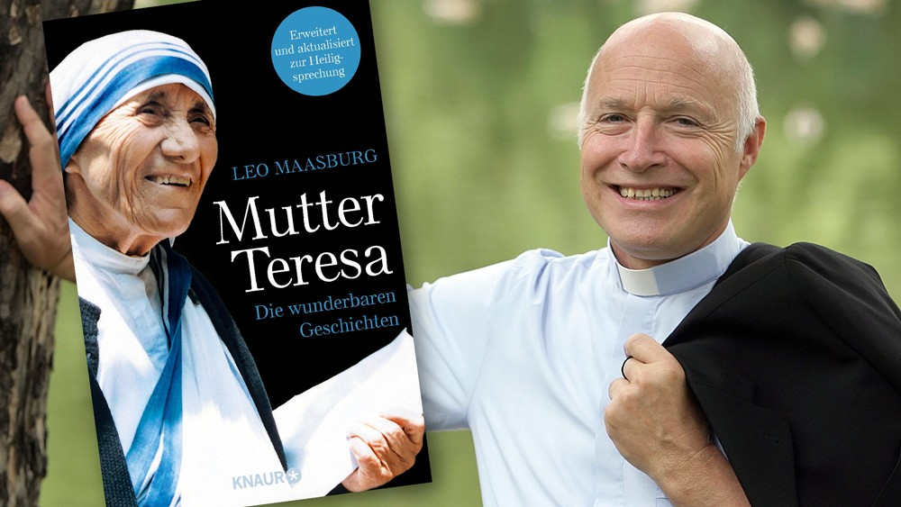 Buchkritik Mutter Teresa Leo Maasburg