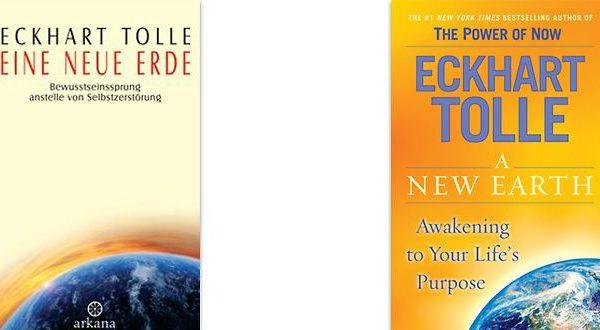 Buch: Eine neue Erde - Autor: Eckhart Tolle