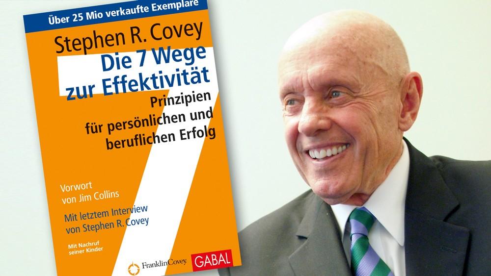 Buchkritik Die 7 Wege zur Effektivität Stephen R. Covey