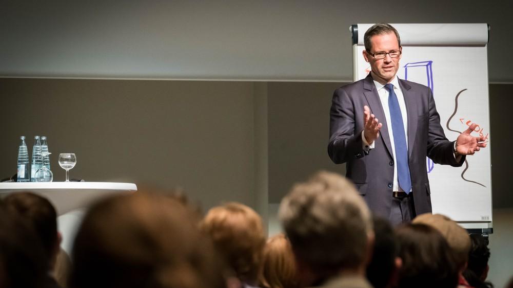 Das Leadership Modell von Alexander Groth