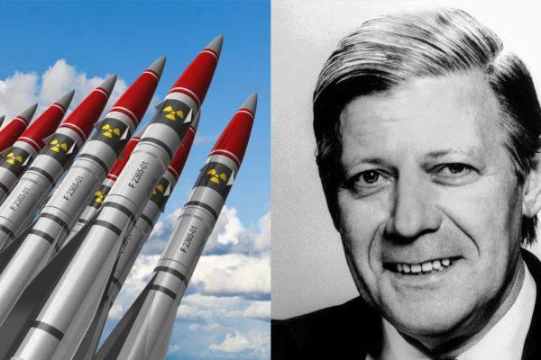 Helmut Schmidt über Werte und Erfolg