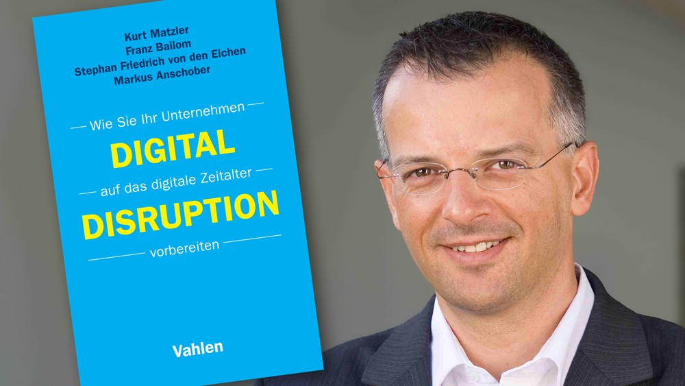 Buchkritik Digital Disruption Kurt Matzler