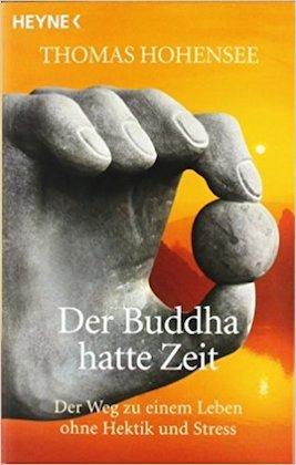 Buchkritik Der Buddha hatte Zeit