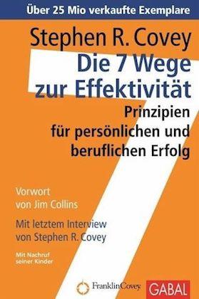 Buchkritik Die 7 Wege zur Effektivität