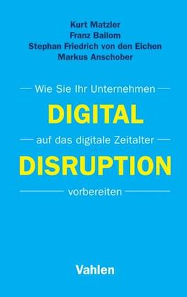 Buchkritik Digital Disruption