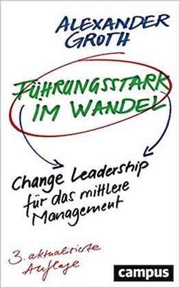 Buchkritik Führungsstark im Wandel