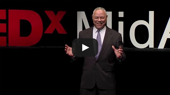 Video Leadership Colin Powell
