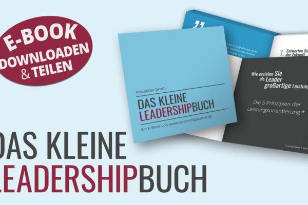 Das kleine Leadership Buch