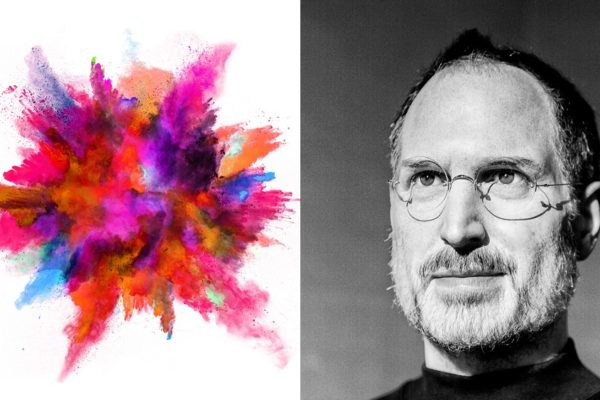 Steve Jobs seine Vision