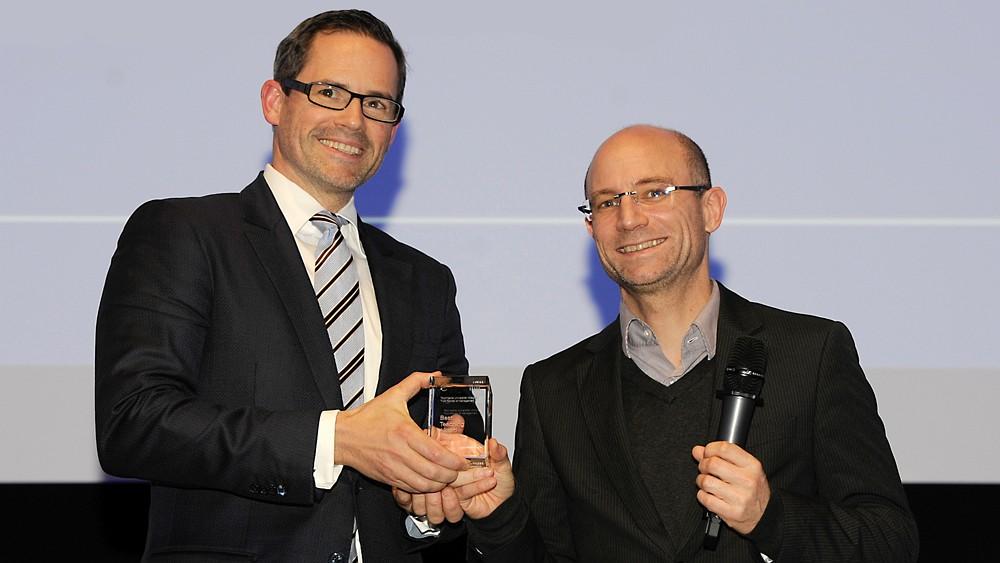 Alexander Groth Best Teaching Award der TU München